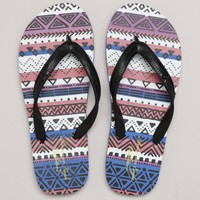 AEO Geo Print Flip-Flop | American Eagle Outfitters