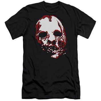 American Horror Story - Bloody Face Premuim Canvas Adult Slim Fit 30/1