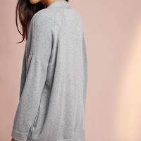 Stateside Fleece Cardigan