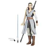 Star Wars the Black Series Last Jedi Wave 12 : Rey Jedi Training