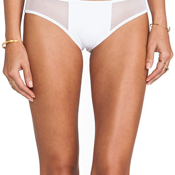 LEE + LANI The Sorrento Bottom in White