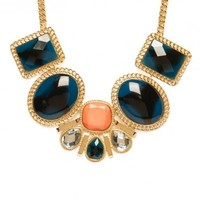 Navette Necklace - ShopSosie.com