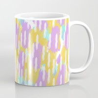 Hello Spring Pastel pattern 2 Mug by Allyson Johnson | Society6