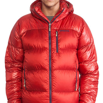 Patagonia Fitz Roy Down Parka in Red