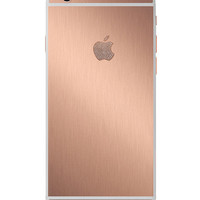 Hadoro iPhone 6S Brushed Rose Gold Diamond