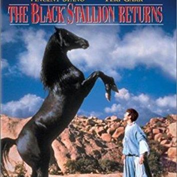 Kelly Reno & Vincent Spano & Robert Dalva-The Black Stallion Returns