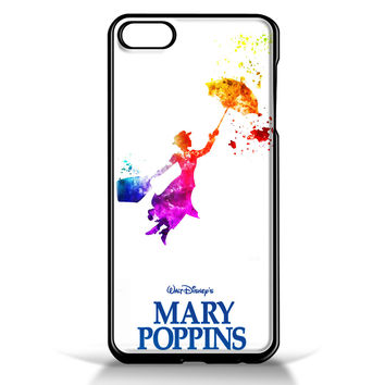 Mary Poppins in Watercolor Art for iPhone 5/5S Case