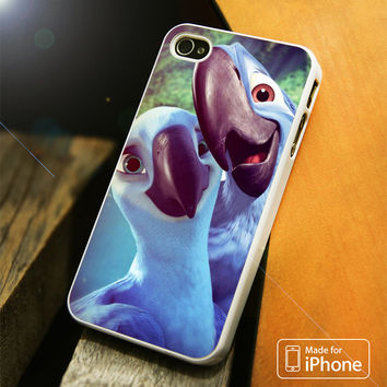 Blu and Jewel in Rio Cute iPhone 4 | 4S, 5 | 5S, 5C, SE, 6 | 6S, 6 Plus | 6S Plus Case