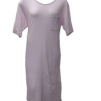 Cotton Nightgown - Lavender