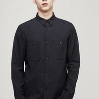Rag & Bone - Naval Shirt, Navy