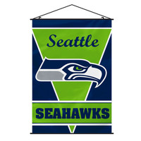 "Seattle Seahawks Premium 28x40"" Wall Banner"