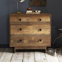 Emmerson 3-Drawer Dresser - Reclaimed Pine