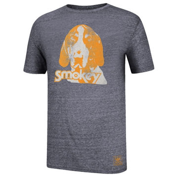 Tennessee Volunteers adidas Originals Tri-Blend T-Shirt – Gray