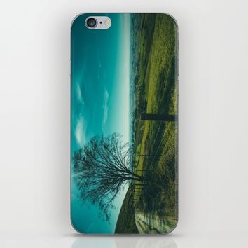 The Walk Home iPhone & iPod Skin by Mixed Imagery