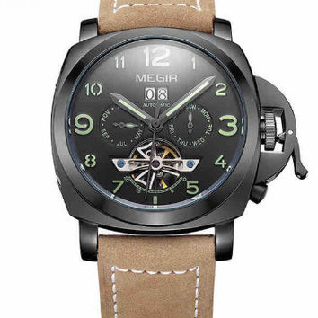 Megir Pescera Tourbillon 4706-B