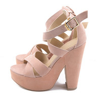 High Heel Pastel Shoes | FashionShop【STYLENANDA】