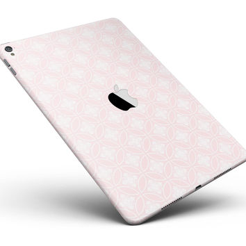 "Pink Mint Wedding Paper La Boutique Dei Colori 1 Full Body Skin for the iPad Pro (12.9"" or 9.7"" available)"