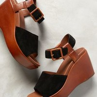 Kork-Ease Keirn Wedges Black