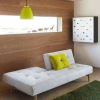 Retro To Go: Knap midcentury-style sofa bed by Per Weiss at Heals