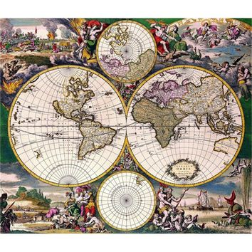 5D Rhinestones Diamond Embroidery World Map 5d Diy Diamond Painting Cross Stitch Crafts Square Mosaic Kits Home Decor
