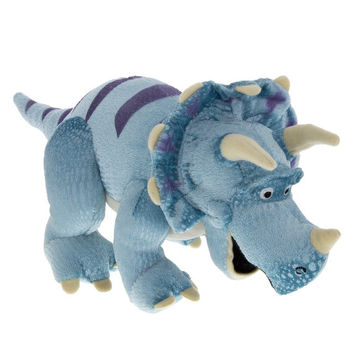 "Disney Parks Toy Story Trixie Plush 10"" New with Tag"