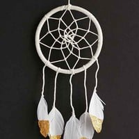 Magical Thinking Magga Gold Dreamcatcher