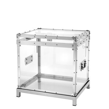 Eichholtz Exposed Flight Case - Aluminum