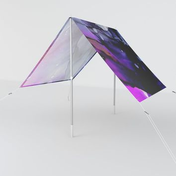 A Violet Gaze Sun Shade by duckyb