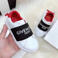 GIVENCHY  Girls Boys Children Baby Toddler Kids Child Fashion Casual Sneakers Sport Shoes