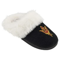 Arizona State Sun Devils Angel Slippers - Women's (Black)