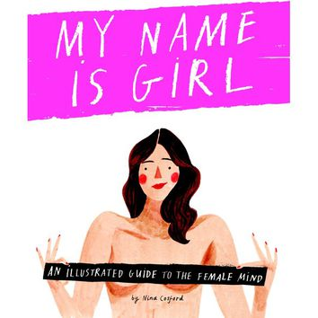My Name is Girl - All - Oliver Bonas