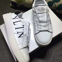 Valentino Old Skool Woman Men Fashion Sneakers Sport Shoes
