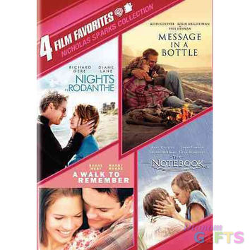 4 FILM FAVORITES:NICHOLAS SPARKS ROMA