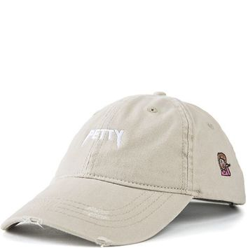 The Petty Dad Cap in Khaki
