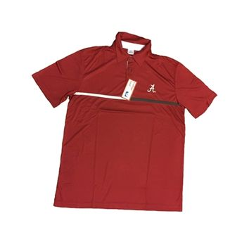 Alabama Crimson Tide Red Polo | Alabama Red Polo | BAMA Red Polo