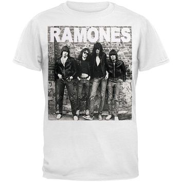 Ramones - Wall Photo T-Shirt