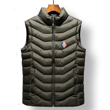 Moncler Fashion Casual Vest Jacket Coat-1