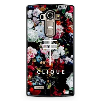Twenty One Pilots Skeleton Clique 2 LG G4 Case