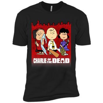 Charlie Of the Dead T-Shirt