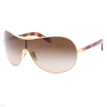 CREYDC0 Women's Ray Ban Sunglasses Tortoise and Gold? *Excellent Condition*