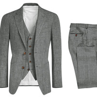 The Wedding Shop | Suitsupply Havana Suit (Grey)