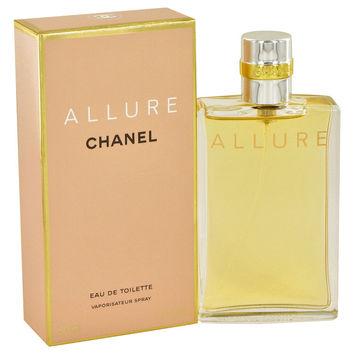 Allure Perfume 1.7 oz Eau De Toilette Spray