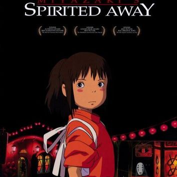 Spirited Away 11x17 Movie Poster (2002)