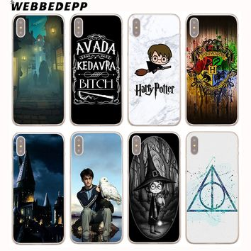 WEBBEDEPP Harry Potter Always Slytherin School Hard Phone Case f 1f8bfc5b56