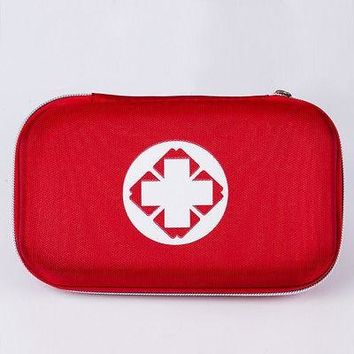 Outdoors Emergency Medical Bag Home Camping First Aids Kits Bag Rescue High-density ripstop waterproof fabrics