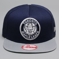 NFL Toronto Maple Leafs Circle 9FIFTY Snapback Cap