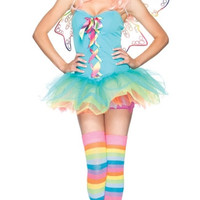 Rainbow Fairy Costume