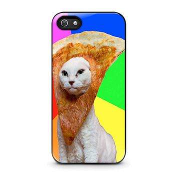 PIZZA CAT 1 iPhone 5 / 5S / SE Case Cover