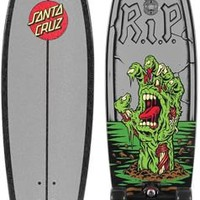 "Santa Cruz The Walking Hand 36"" Cruzer Skateboard Complete @ Tactics.com"
