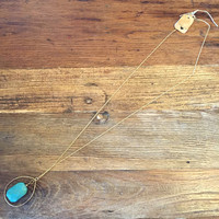 Summer Staple Turquoise Necklace